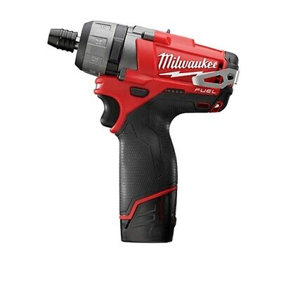Milwaukee 2402-22 M12 Fuel 14 Hex 2-speed Screwdriver Kit