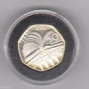 50 Pence Coin