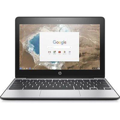 New Hp Chromebook 11 G5 11 6  1 6Ghz 16Gb Ssd 2Gb Chrome Os Notebook Laptop Pc