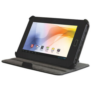 Tablet Standing Portfolio Case, Black