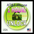 ATT iPhone 4S Factory Unlock Code