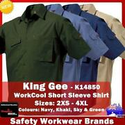King Gee Work Shirts