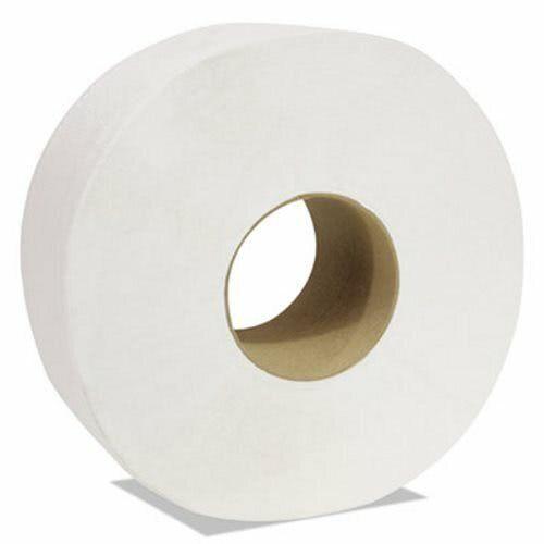 Cascades Decor Jumbo Jr. 2-Ply Toilet Paper Rolls, 12 Rolls (CSDB220)