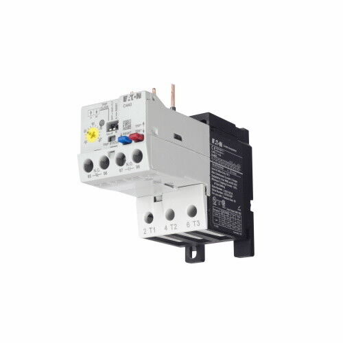Eaton C440A1A005SDD Electronic Standard Overload Relay 1-5 Amps