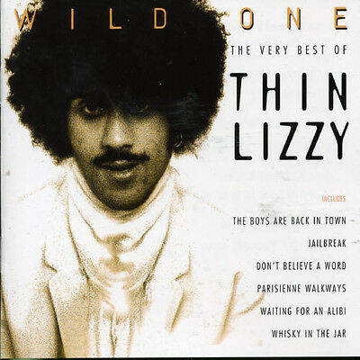 Thin Lizzy - Wild One: Very Best of [New CD]