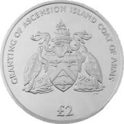 Ascension Island Coin