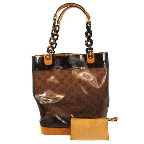 2d5677eb6731 Louis Vuitton Clear  Handbags   Purses