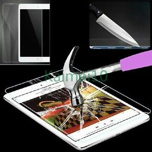 Thin Strong Clear Tempered Glass Screen Protector Ipad Air 1 2 Regina Regina Area image 7