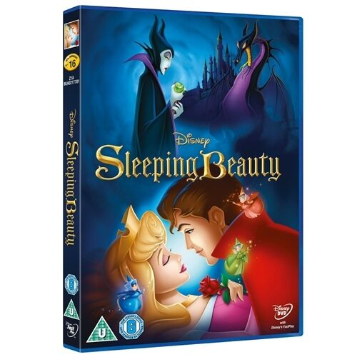 """SLEEPING BEAUTY SPECIAL EDITION DISNEY DVD """"BRAND NEW AND FACTORY SEALED"""""""