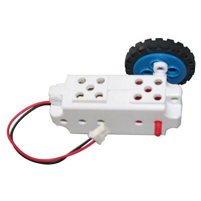 Roboino Dc Motor Gearbox And Wheels For Arduino