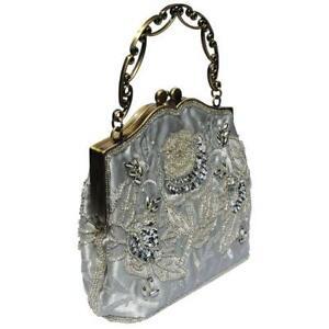 266cbbcb8485 Vintage Beaded Clutch Bags