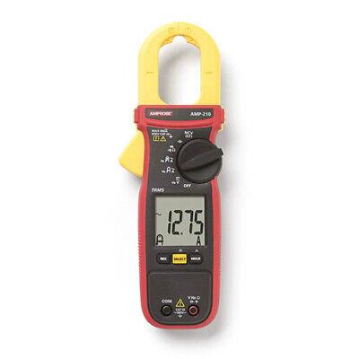 Amprobe Amp-210 600a Ac Trms Clamp Multimeter