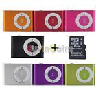 USB Mini Clip MP3 Music Player