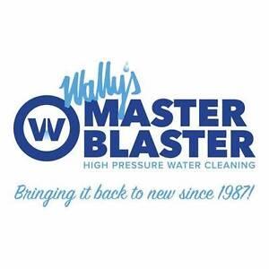 Wally's Master Blaster Bundall Gold Coast City Preview