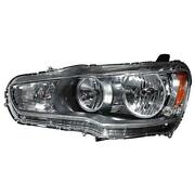 Mitsubishi Lancer Evolution Headlights