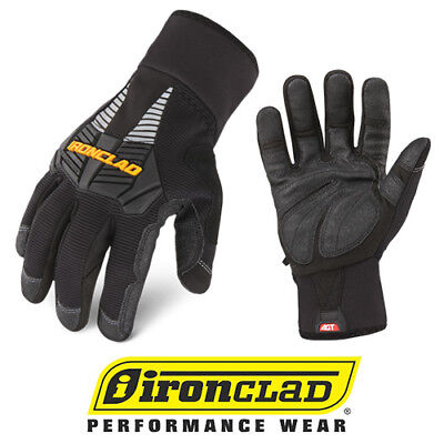 Ironclad Gloves Ccg Cold Condition Insulated Winter Work Gloves - Select Size
