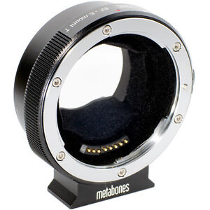 Metabones  T Smart Adapter Mark IV for Canon EF or Canon EF-S Mo