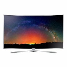 "Samsung 55"" 4K curved TV UE55JS9000 Quantum Dot Display"