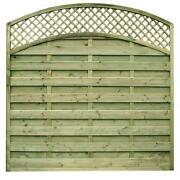 European Fence Panels