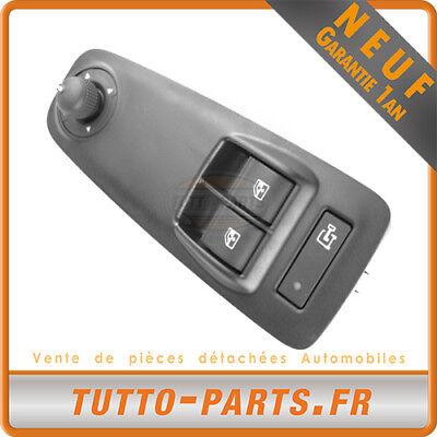 Platinum Power Window Button Driver Side Citroen Jumper Peugeot Boxer 6554XP