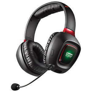 Creative Labs Sound Blaster Tactic3D Rage Wireless v2.0 Headset