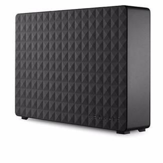 Seagate Expansion 8TB Desktop External Hard Drive USB 3.0 New