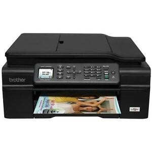 Brother  MFC-J475DW Compact Inkjet All-in-One with Duplex Printing