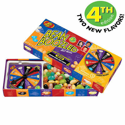 1 Box Bean Boozled Spinner Game 3 5Oz Jelly Belly  High Demand