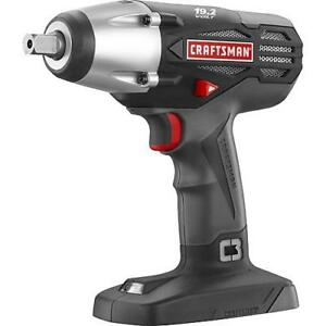 "CRAFTSMAN C3 19.2-VOLT 1/2"" IMPACT WRENCH"