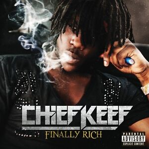 Chief Keef - Finally Rich [New CD] Explicit