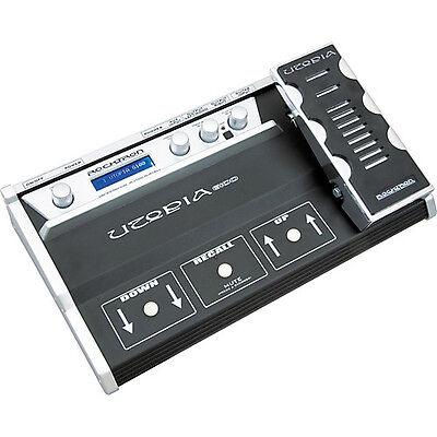 ROCKTRON UTOPIA G100 GUITAR MULTI EFFECTS PEDAL BRAND NEW! RRP £299!