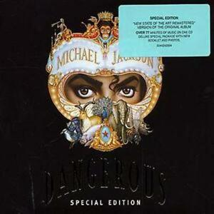 Michael Jackson : Dangerous CD (2009)