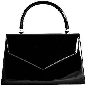 Vintage Black Clutch Bags