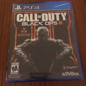 COD Black ops 3 PS4