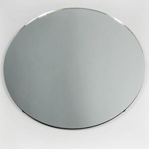 Mirror Base Round Centerpiece 14 inches