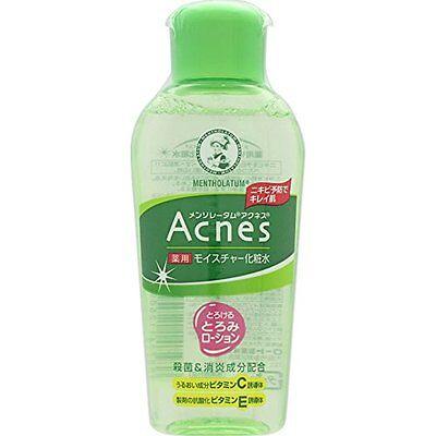 Rohto Mentholatum Acnes Medicated Moisturizing Lotion 120ml Japan