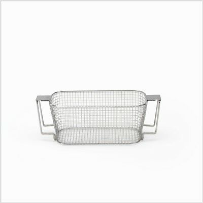 Crest Mesh Basket Stainless Steel W Handle For Cp500 Series Ultrasonic Cleaner