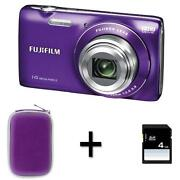 Purple Digital Camera Case
