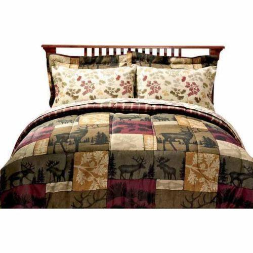 Moose Comforter Ebay