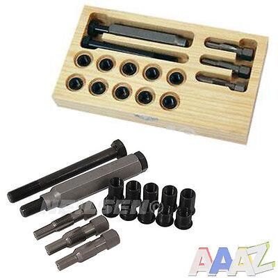 Glow Plug Cylinder Head Metric Thread Repair Restorer Tap Kit M10 x 1.0mm