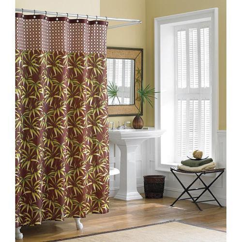 Tommy Bahama Shower Curtain Ebay