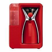 Kaffeemaschine Rot