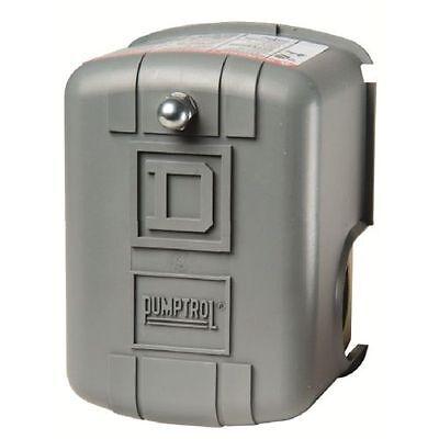 6 Pk Square D Well Water Pump Pressure Switch Pumptrol 4060 Psi Fsg2j24bp