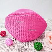 Pink Laundry Hamper