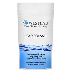 Westlab Dead Sea Salt - 5kg