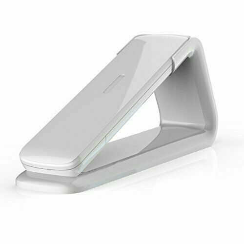 Schnurloses Telefon analog AEG Lloyd 15 Design Telefon, weiss