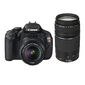 LOOKING FOR CANON T3I