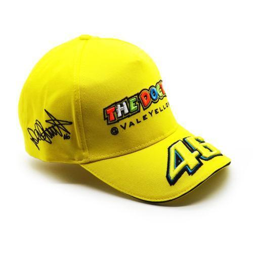 valentino rossi cap racing other ebay. Black Bedroom Furniture Sets. Home Design Ideas