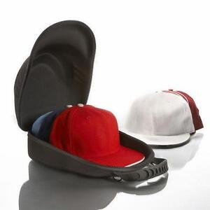 Hat-Box-Travel-Fedora-Case Universal Size Hat Carrier for Most Hats ... 654b9b137e6