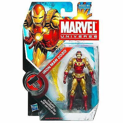 Used, IRON MAN 2020 marvel universe FIGURE NEW series 2 33 for sale  Shipping to India